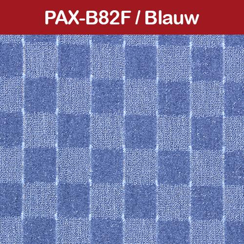 PAX-B82F Blauw